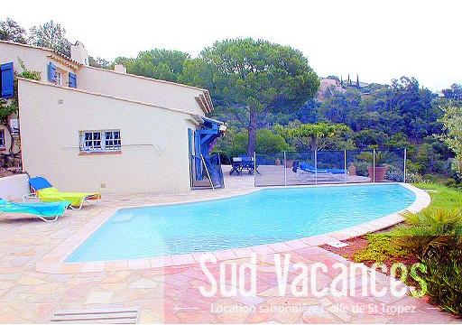 Vacanza Casa les issambres
